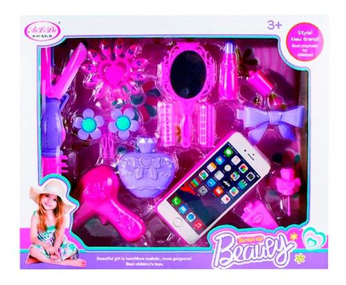Belleza Y Smartphone Set Caja 14 Pzas.