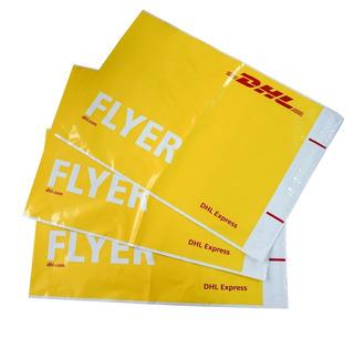 100 Bolsas Suministro Dhl Grande Flyer Empaque 36x51 + Envío