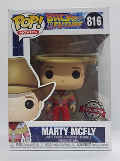 Funko Pop Back To The Future 816 Marty Mcfly Magic4ever