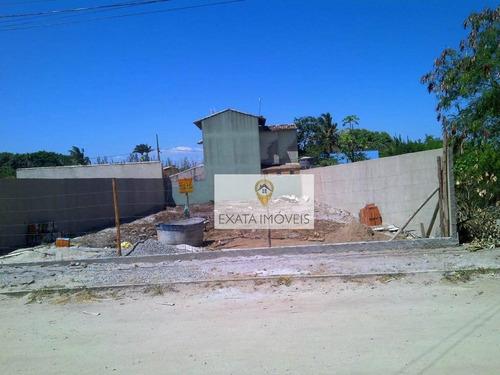 Imagem 1 de 4 de Terreno No Bairro Terra Firme, Rio Das Ostras! - Te0123