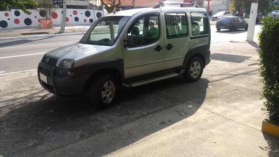 Fiat Doblo 1.8 Adventure 5p 2004