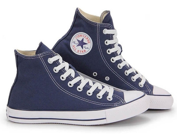 Tenis Feminino All Star Converse As Core Hi Ct112 Azul