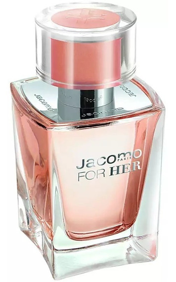 Perfume Jacomo For Her Feminino 100ml Novo E Lacrado