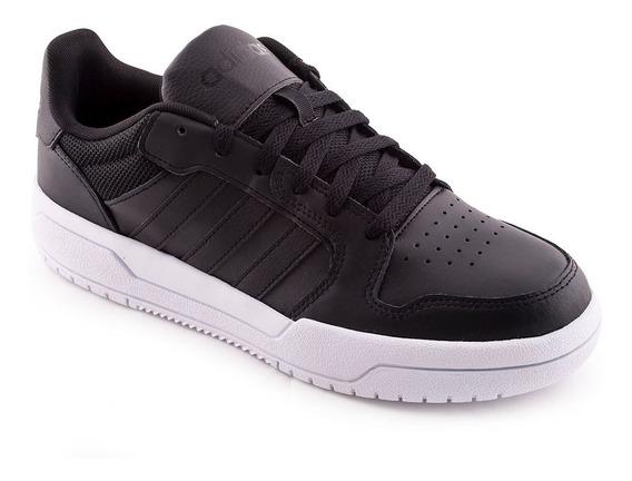 Zapatilla adidas Entrap Negro Blanco