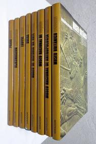 Coleção Enciclopédia Dos Museus - 8 Volumes - Capa Dura