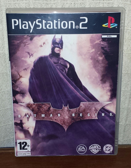 Batman Begins Patch Ps2