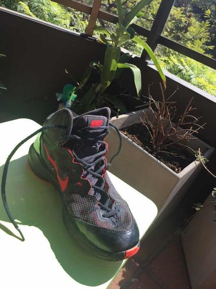 Vendo Zapatillas Nike Hyperdunk De Básquetbol, Impecables