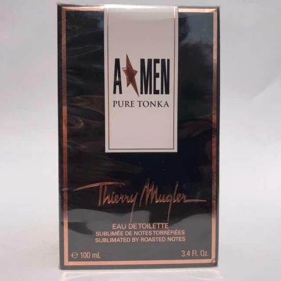 Thierry Mugler A Men Pure Tonka 100 Ml | Marvinarantes