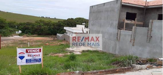 Terreno À Venda, 250 M² Por R$ 90.000,00 - Jardim Paraíso Ii - Botucatu/sp - Te0091