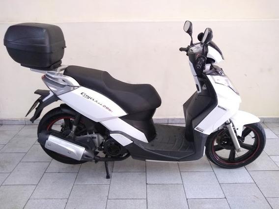 Dafra Cityclass 200 I