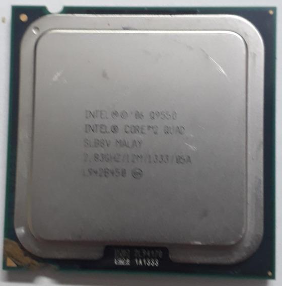 Processador Quad Core Q9550 (2.83/12mb/1333 Socket 775)