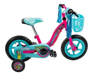 Bicicleta Infantil Mercurio Cuty R-12 - 65440