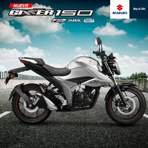 Suzuki Gixxer 150 Fi Abs