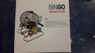 Bingo Para Jugar Con Alcohol