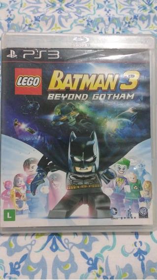 Lego Batman 3 Beyond Gotham(leia) - Mídia Física - Ps3