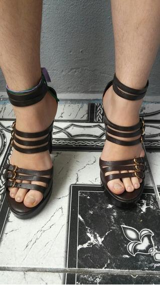 Sandalia Da Zara