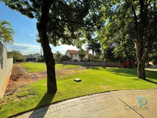 Imagem 1 de 5 de Condomínio Dos Buritis - Terreno À Venda, 1087 M² Por R$ 2.175.000 - Ribeirão Preto/sp - Te1628