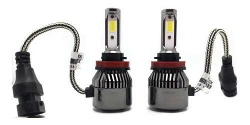 Kit De Led H7 9006 9005 H11 H1 H27 5002 Xs6 Plus 36w