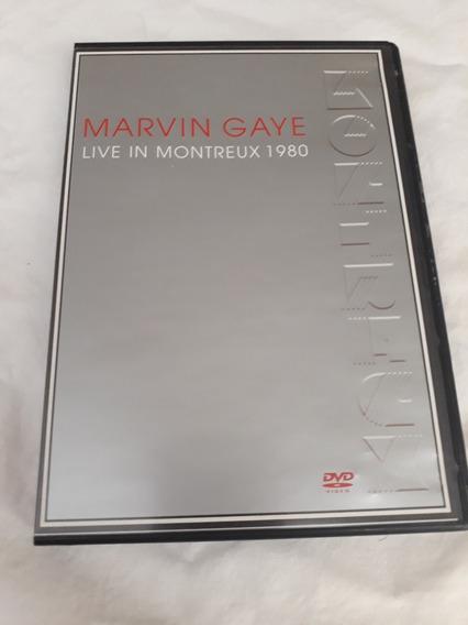 Marvin Gaye Live In Montreux 1980 - Novo
