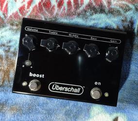 Bogner Uberschall Distortion - Willaudio