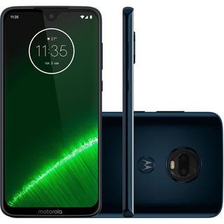Smartphone Moto G7 Plus Promoção Android 9 6.2