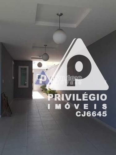 Casa De Rua À Venda, 3 Quartos, 1 Suíte, 2 Vagas, Campo Grande - Rio De Janeiro/rj - 23749