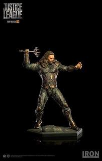 Iron Studios - Art Scale 1/10 - Justice League - Aquaman
