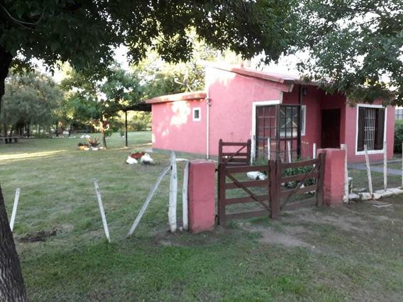 Vendo Casa En Molinari - Cosquin, Con Escritura Usd 69000