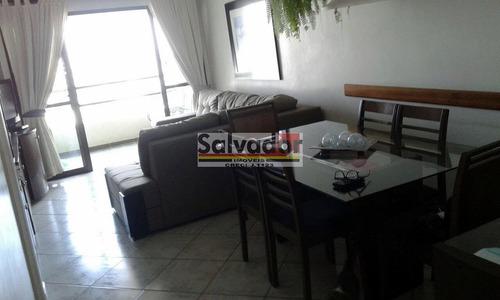 Apartamento Em Jardim Da Saúde  -  São Paulo - 8096