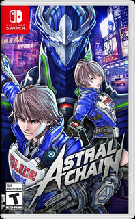 Astral Chain Nintendo Switch Nuevo Sellado Entrega Inmediata