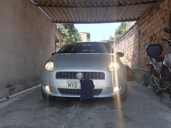 Fiat Punto Attractive 1.4 Itália Flex 5p 2012