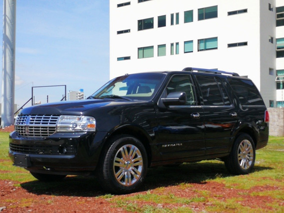 Lincoln Navigator Ultimate 4x2 At Blindada