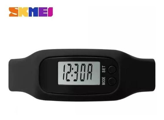 Relógio Skmei Digital Original Preto Esportivo Academia Esporte Promoção