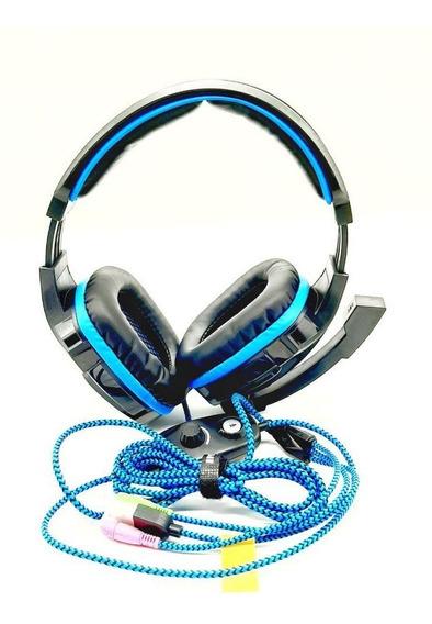 Headset Gamer Fone De Ouvido Para Jogar No Pc Promoção