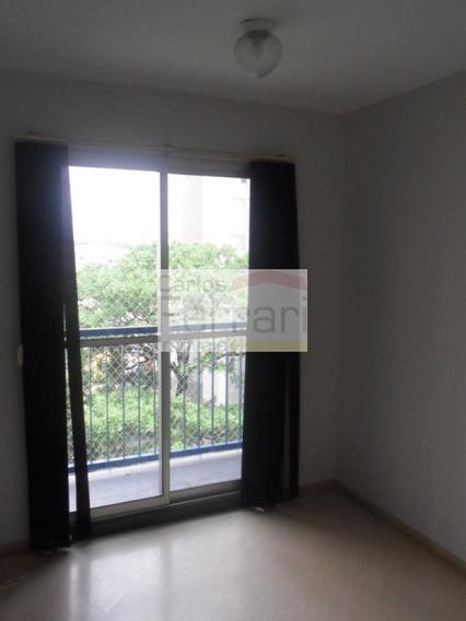 Apartamento Em Condomínio Clube - Cf20172