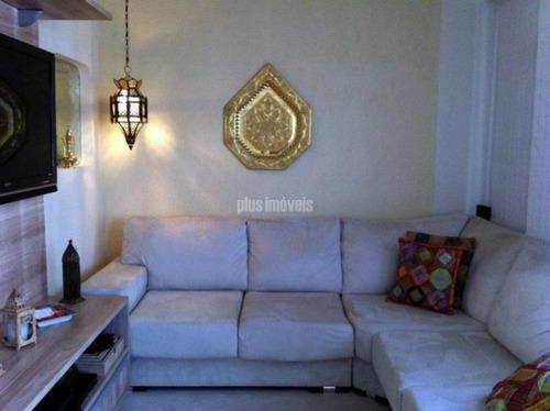 Excelente Apartamento Em Moema - Pj47532