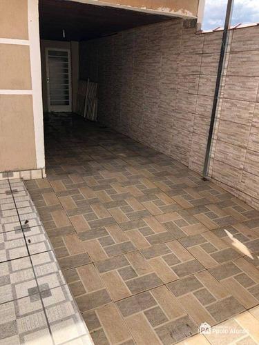 Casa Residencial À Venda, Conjunto Habitacional Pedro Afonso Junqueira, Poços De Caldas - . - Ca0140