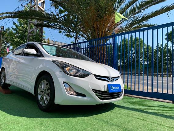 Hyundai Elantra 1.6 Año 2015 Creditos Y Financiamentos
