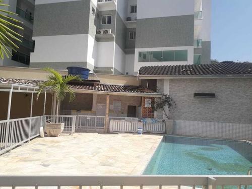Imagem 1 de 12 de Excelente Apartamento Na Praia Grande Em Ubatuba
