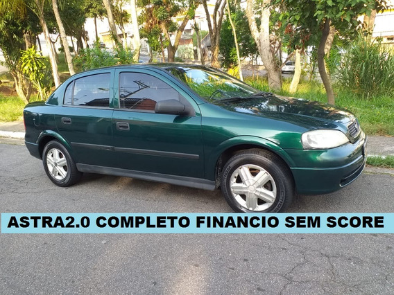 Astra 2000 1.8 Financo Sem Score Ficha No Whatsap