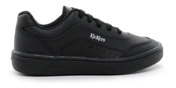 Zapatillas Kickers Aries Neg De Niños