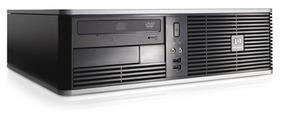 Cpu Hp Compaq Dc 7800p 2g Hd160 Core 2 Duo Win 7 Garantia