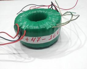 Transformador De Força Do Amplificador Mark Audio 2400
