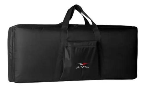 Imagem 1 de 1 de Capa Bag Para Teclado 5/8 Acolchoada Casio Roland Yamaha Top