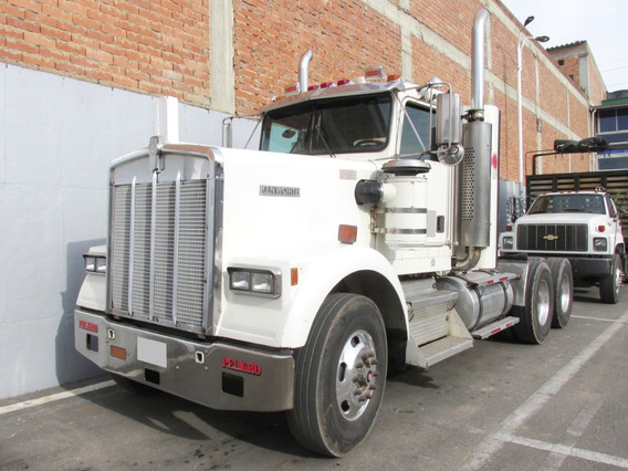 Kenworth W900b Tractocamiones