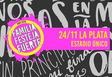 Traslado Recital Combis Abel Pintos 24/11 (estadio Unico)