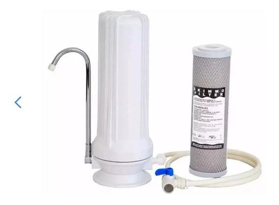 Filtro Purificador De Agua Sobre Mesada H2sur
