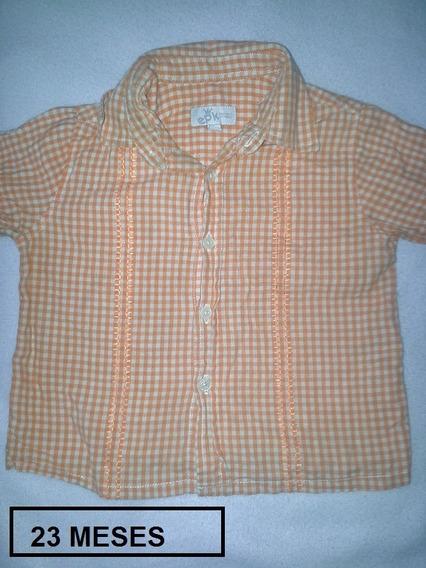 Camisa Epk Para Niño Talla 6 Meses Y 23 Meses Remate