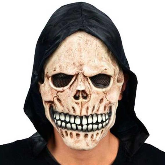 Máscara La Parca Disfraz Halloween Upd Egresados Bariloche