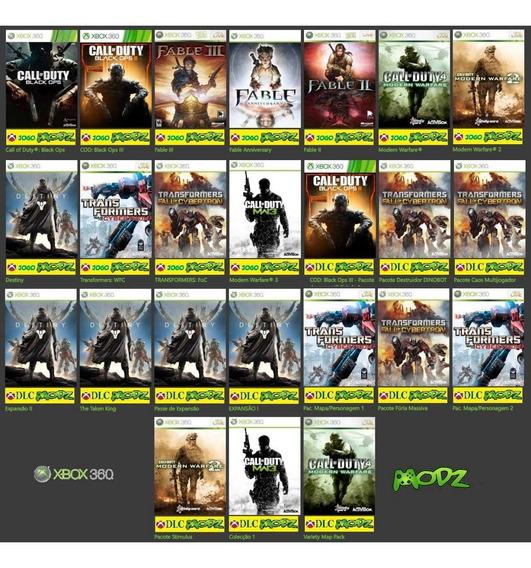 Ofertas De Jogos Xbox360 Midia Digital Não E Dvd